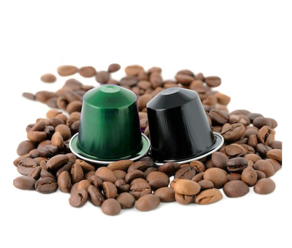 CAPSULES COMPATIBLE WITH NESPRESSO COFFEE MACHINES