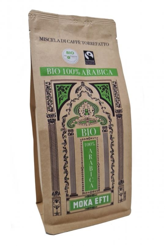 Bio Gemma Fairtrade ground coffee, in cans