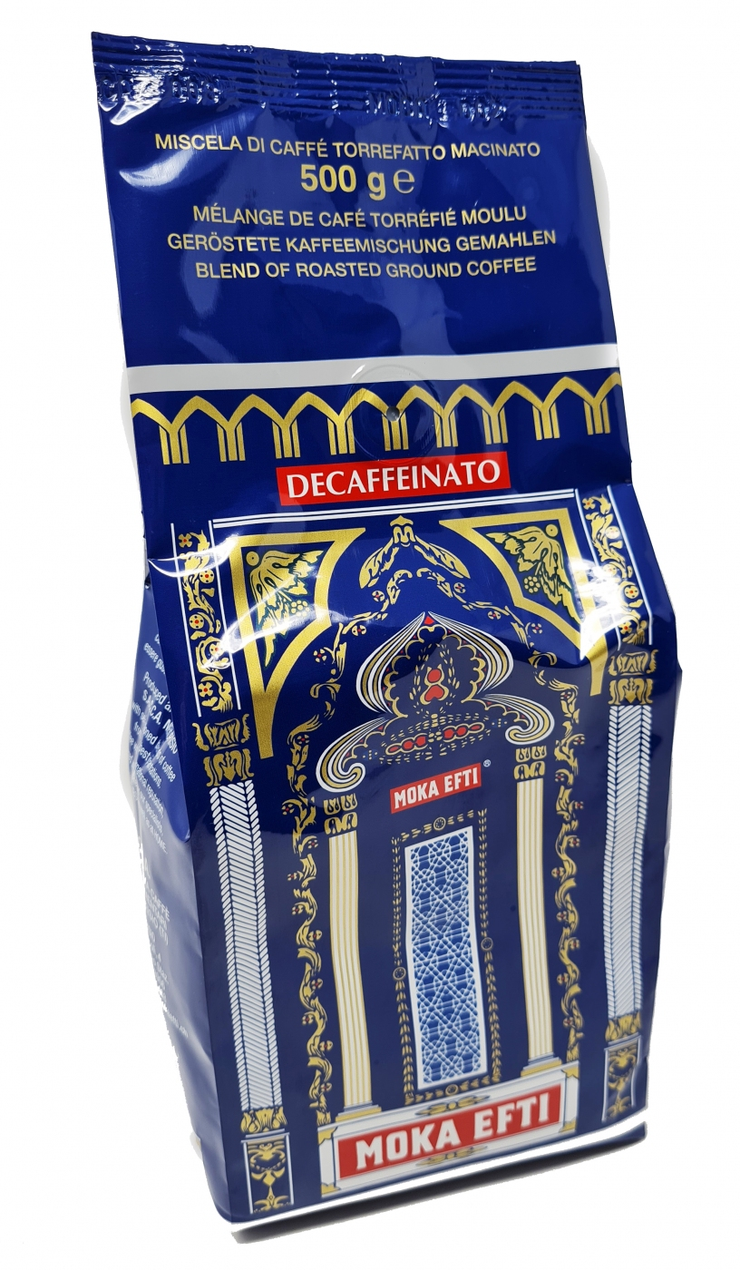 Decaefti ground coffee